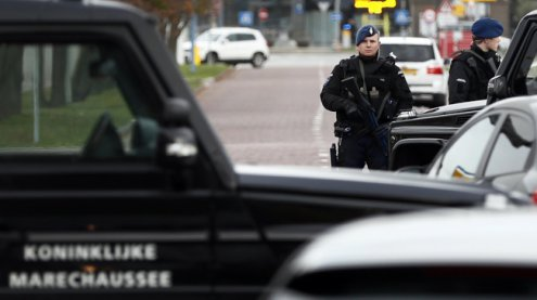 Terrorverdächtiger mit geladener Kalaschnikow gefasst