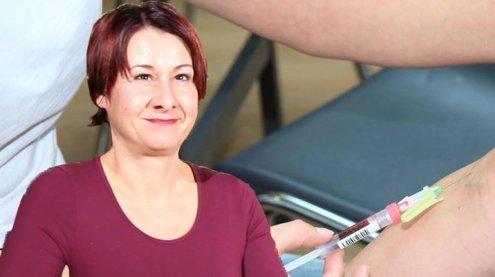 """""""Geben für Leben"""": Spender für Patienten gefunden - Neue Aktion"""