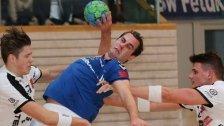 Feldkirchs Handballer siegen gegen Hohenems