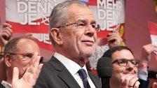 VdB ein Präsident für alle Österreicher?