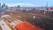 Nordkorea: Aufrüstung von Atomwaffenarsenal