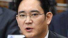 Justiz fordert Verhaftung des Samsung-Chefs