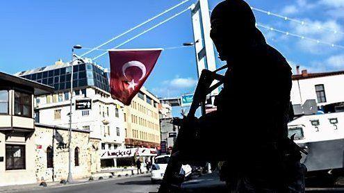 Türkei: Silvester-Attentäter offenbar in Istanbul gefasst