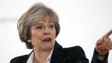 Trotzige Reaktionen auf Brexit-Rede von May
