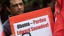 Edward Snowden darf in Russland bleiben