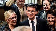 Ex-Premier Valls bei Auftritt geohrfeigt