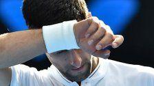 Djokovic in bei Australian Open sensationell out
