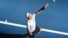 Favoriten bei Australien Open im Achtelfinale
