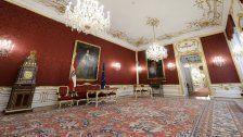 Das sind die wichtigsten Zimmer der Hofburg