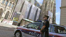 Wien: Terrorverdächtiger bekannte sich zum IS