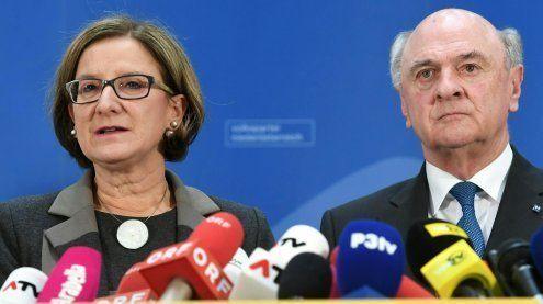 Ex-Ministerin Mikl-Leitner wird Nachfolgerin von Erwin Pröll