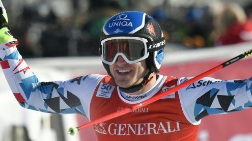 Traumstart für ÖSV in Kitzbühel: Matthias Mayer gewinnt Super-G