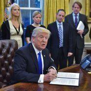 Trump-Regierung wirft Deutschen unfaire Handelspraktiken vor