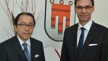 Japans Botschafter zu Besuch in Vorarlberg