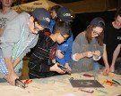 Schüler erleben Handwerk hautnah