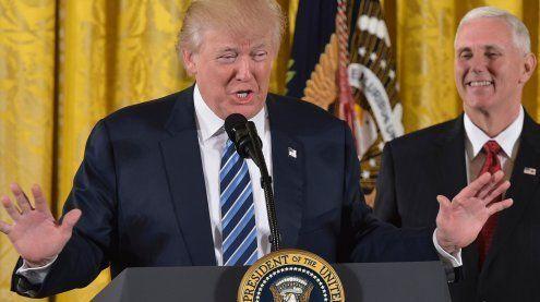 """Damit auch Donald es versteht - Holland spricht """"Trump-Slang"""""""