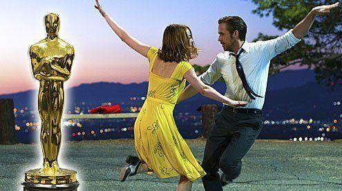 """""""La La Land"""" führt die Liste der Oscar-Nominierungen 2017 an"""
