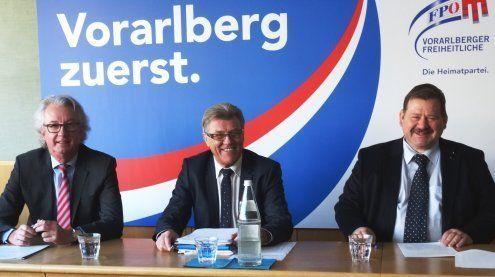 Freiheitliche fordern Impulse für die Wirtschaft in Vorarlberg