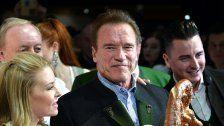 "Schwarzenegger als ""King of Weißwurst"""