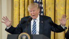"""""""Alternative Fakten"""" - Machen Sie es wie Trump"""