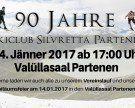 90 Jahre Skiclub Silvretta Partenen