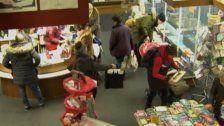 Buchhandlung sperrt zu – Branche in der Krise?