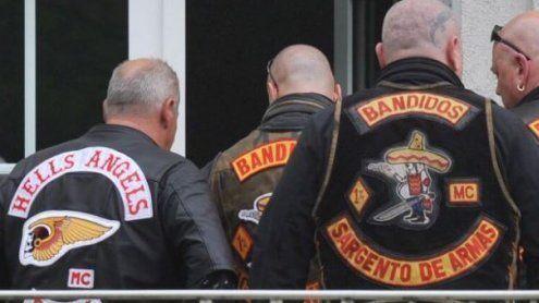 """Hells Angels und Bandidos kämpfen gemeinsam gegen ein """"Kutten-Verbot"""""""