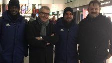 Samba-Duo kickt im Feldkircher Waldstadion