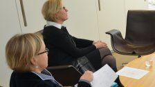 Rechnungshofpräsidentin Margit Kraker im Ländle