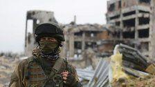 Waffenruhe in der Ostukraine hält nicht