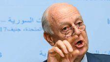 Neue Runde der Syrien-Verhandlungen beginnt