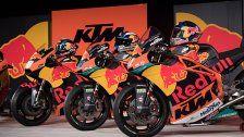 KTM will in MotoGP in drei Jahren Siege feiern
