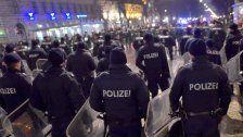 Übergriffe auf Beamte in Vorarlberg kein Thema