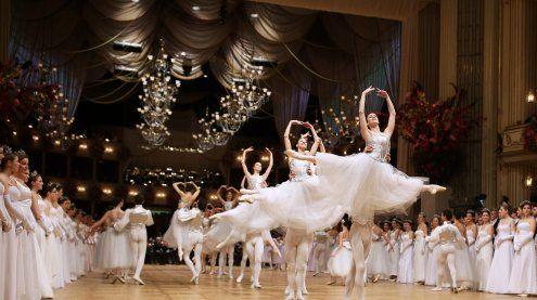 Opernball Eröffnung von Trauer um Oberhauser überschattet