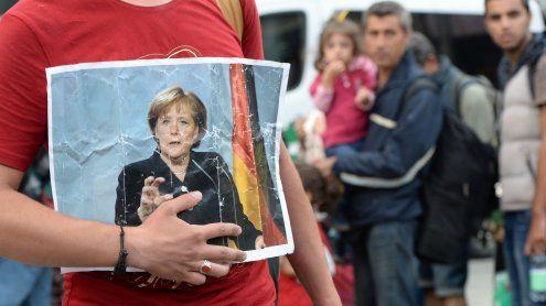 Berlin erwägt Verschärfung von EU-Asylregeln im Krisenfall