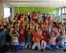 GUTA Bregenz übergibt Spende für die SchülerInnen der Musik VS Bregenz-Stadt