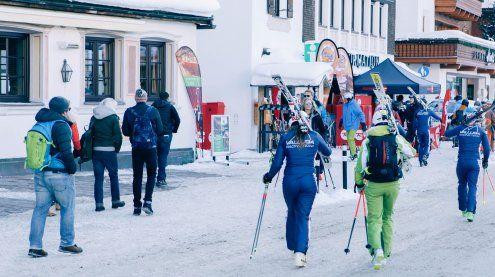 Nächtliches Skischuhverbot in Vorarlberg vorerst kein Thema