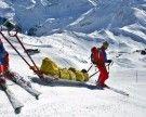 Gehirnerschütterung nach Ski-Kollision