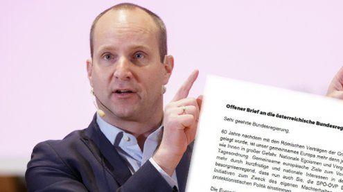 """""""Billige Stimmungsmache"""": NEOS attackieren Bundesregierung"""