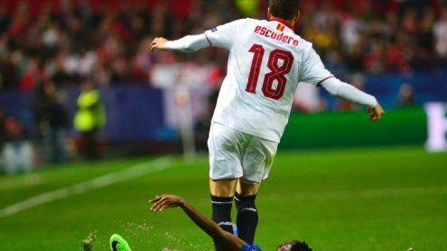 Sevilla besiegt Leicester mit 2:1 - Juventus gewinnt in Porto mit 2:0