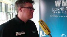 """Premiere als """"Boss"""" an der Heim-WM in Dornbirn"""