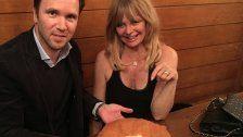 """Goldie Hawn: Schnitzel und """"Liebes-Posting"""""""