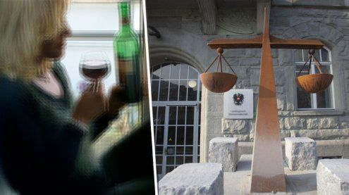 Betrunkene stößt 92-Jährige zu Boden – Trinkerin muss in Anstalt
