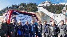Ifenbahn-Projekt startet in zweite Etappe