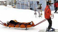 Zeugenaufruf nach Skikollosion in Lech/Zürs
