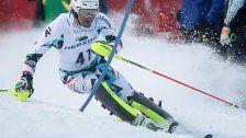 Johannes Strolz ist Slalom-Staatsmeister