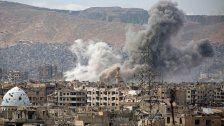 Mindestens 30 Tote bei Luftangriff auf Schule