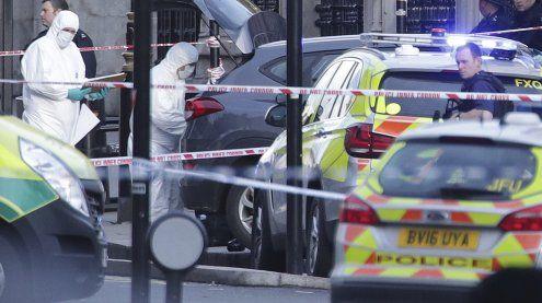 Terror-Attacken in Londons Zentrum fordern fünf Tote