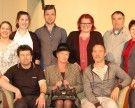 Laienspielgruppe nimmt sich dem Thema Erben an: Lustige Krimikomödie feiert Premiere