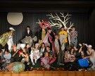 Umwelt-Müll-Actiontheater stimmte nachdenklich